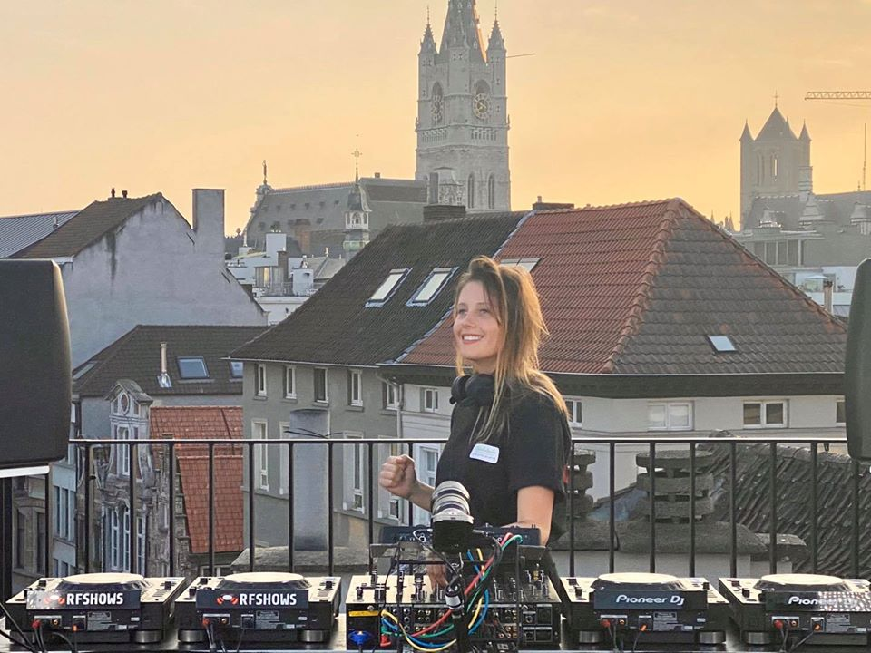Charlotte de Witte - Techno - Gante, Bélgica 94247110