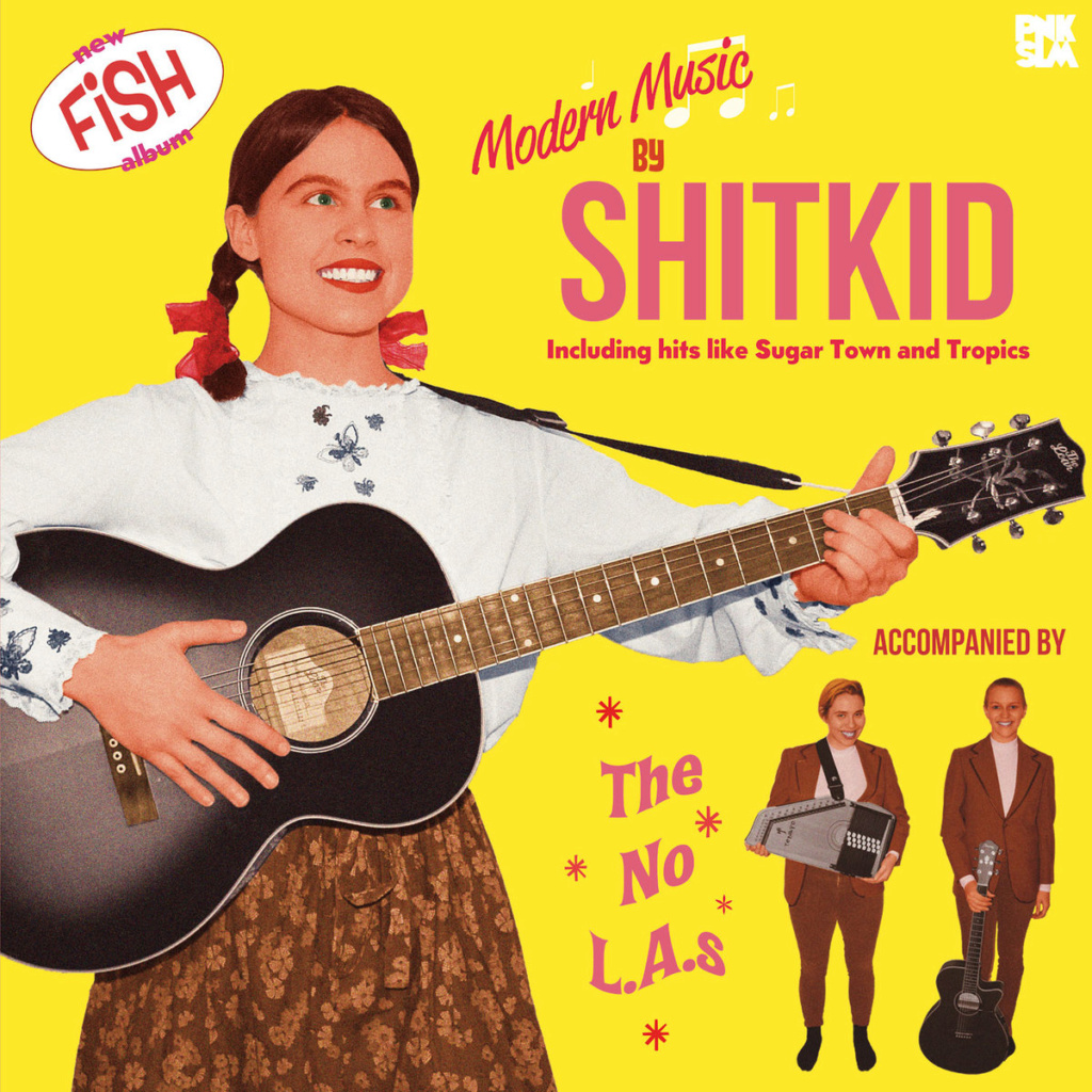 ShitKid - Rock Alternativo/Punk/Pop/Lo-fi/Experimental/Underground - Instant Fan! - Suecia A1641611