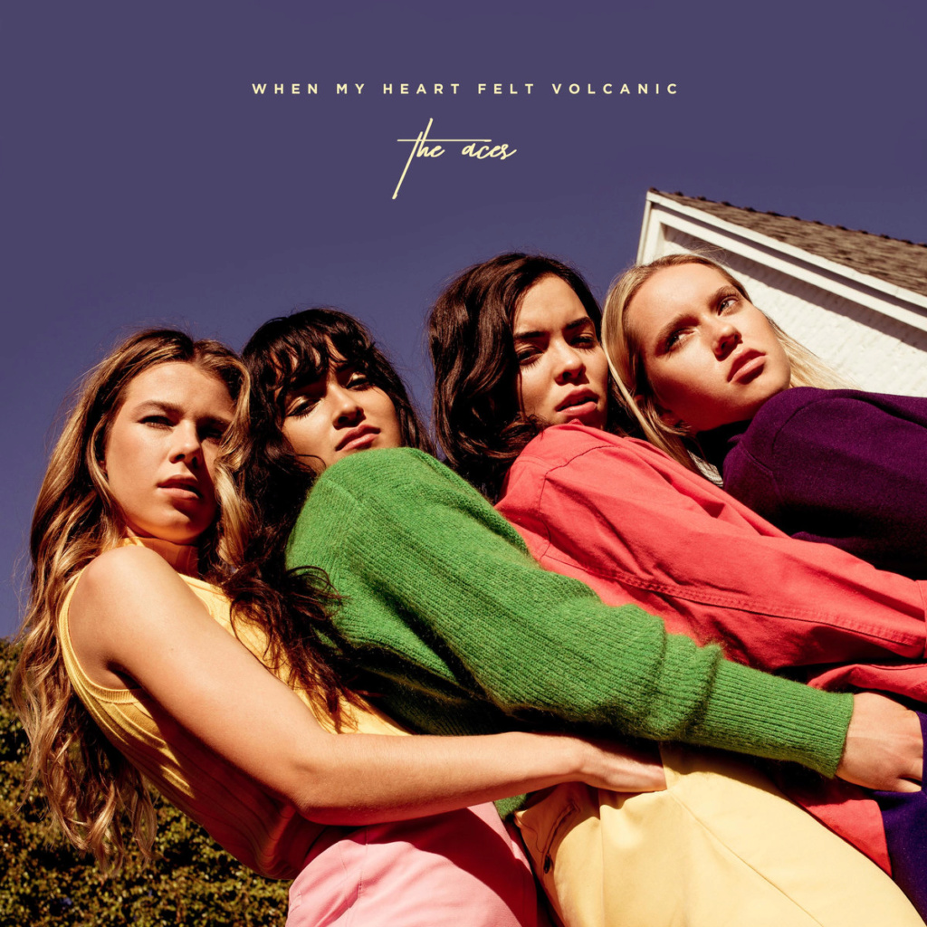 """The Aces - Pop Rock - """"Under My Influence"""" (17.07.2020) - Provo, Utah A2254611"""
