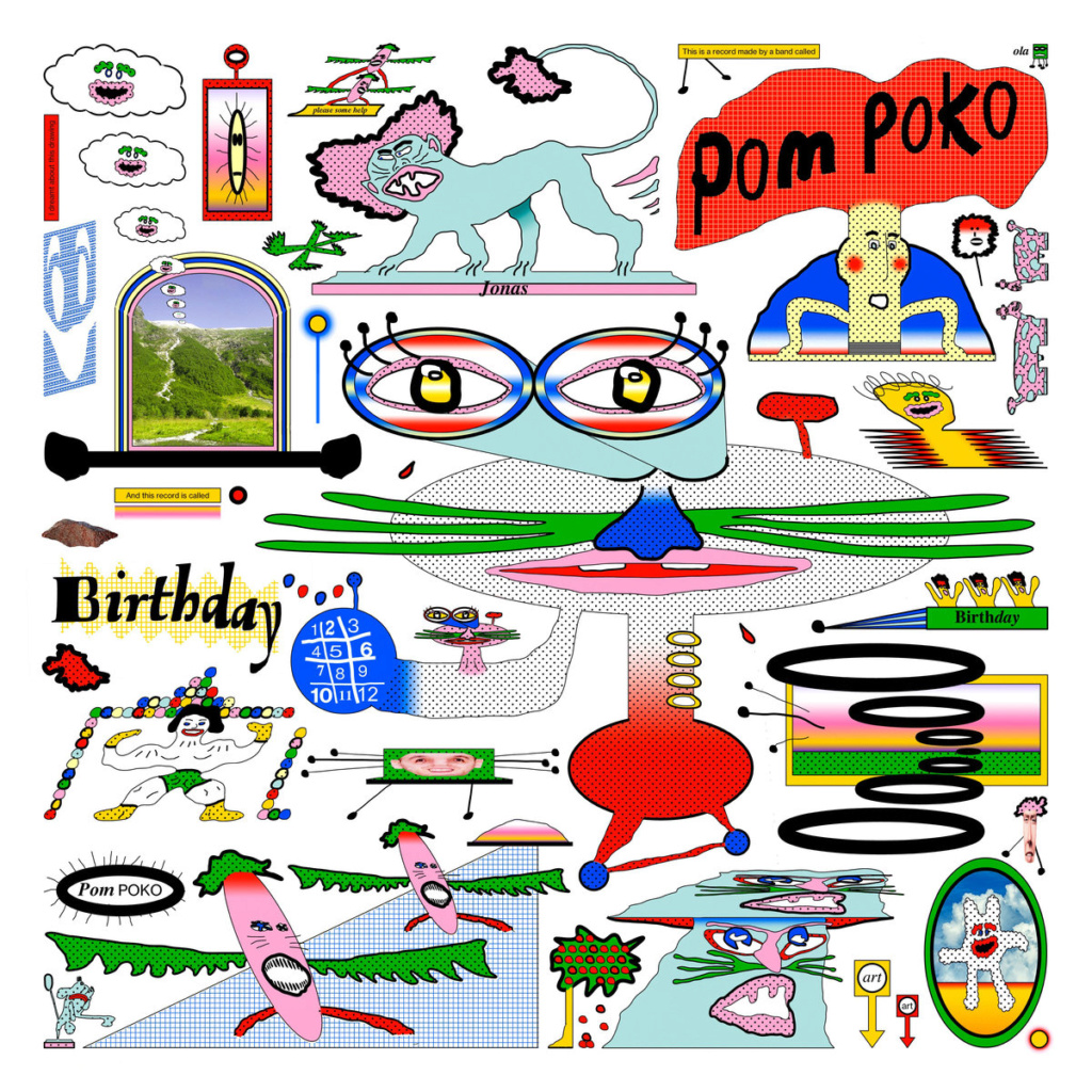 "Pom Poko - ""Cheater"" (15.01.21) - Rock Alternativo, Punk, Art-Rock, Noise Pop, Math Rock - Noruega A4023311"