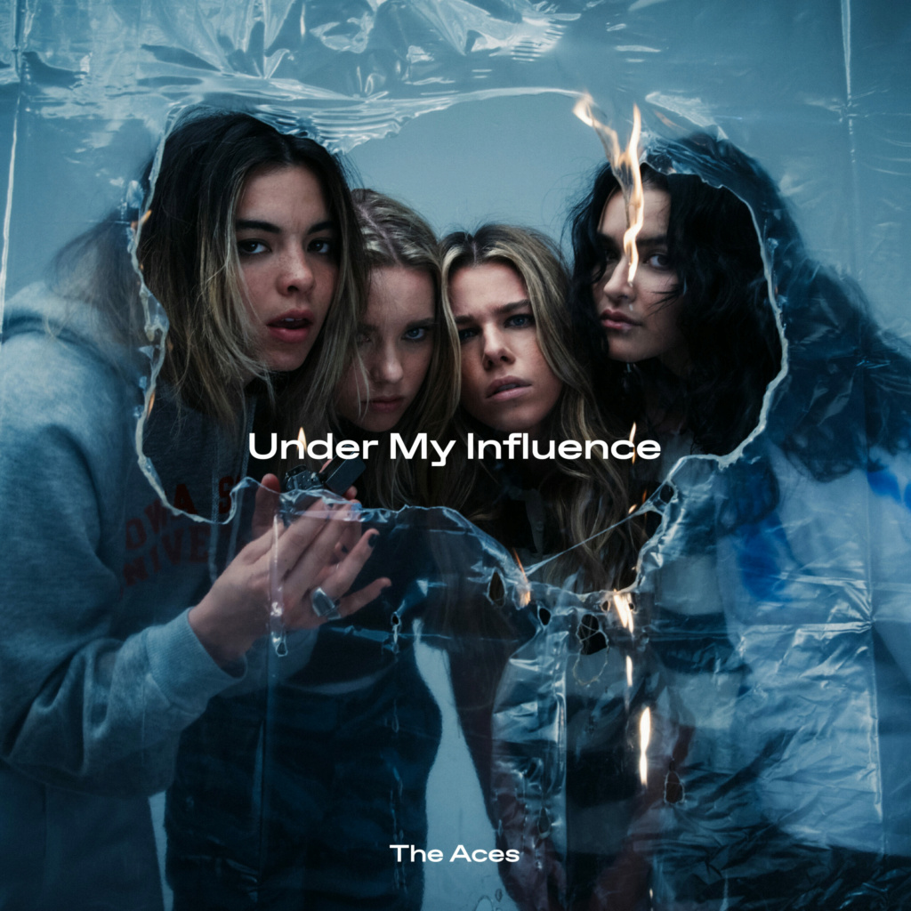 """The Aces - Pop Rock - """"Under My Influence"""" (17.07.2020) - Provo, Utah Final_11"""