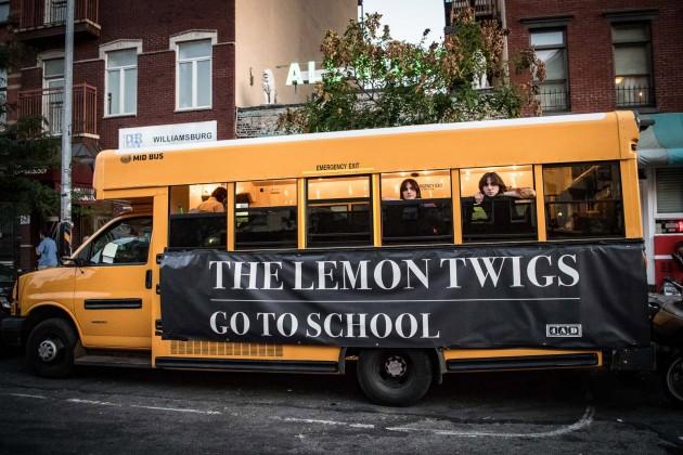 The Lemon Twigs, los niños nos han salido setenteros Thelem10