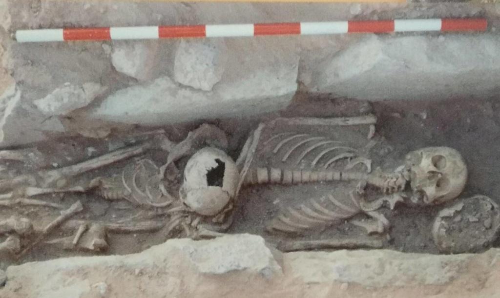 Identificado en Elda el primer monasterio bizantino de la Península ibérica 15792510