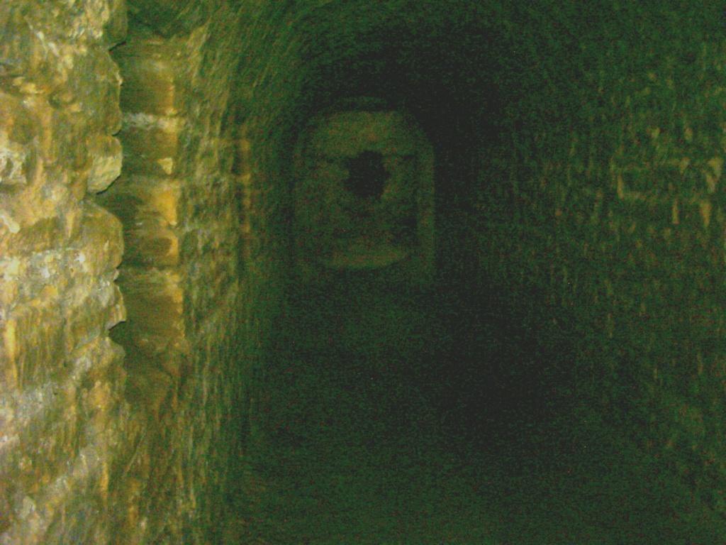 Baptisterio romano del siglo I, Las Gabias, Granada 2004-015