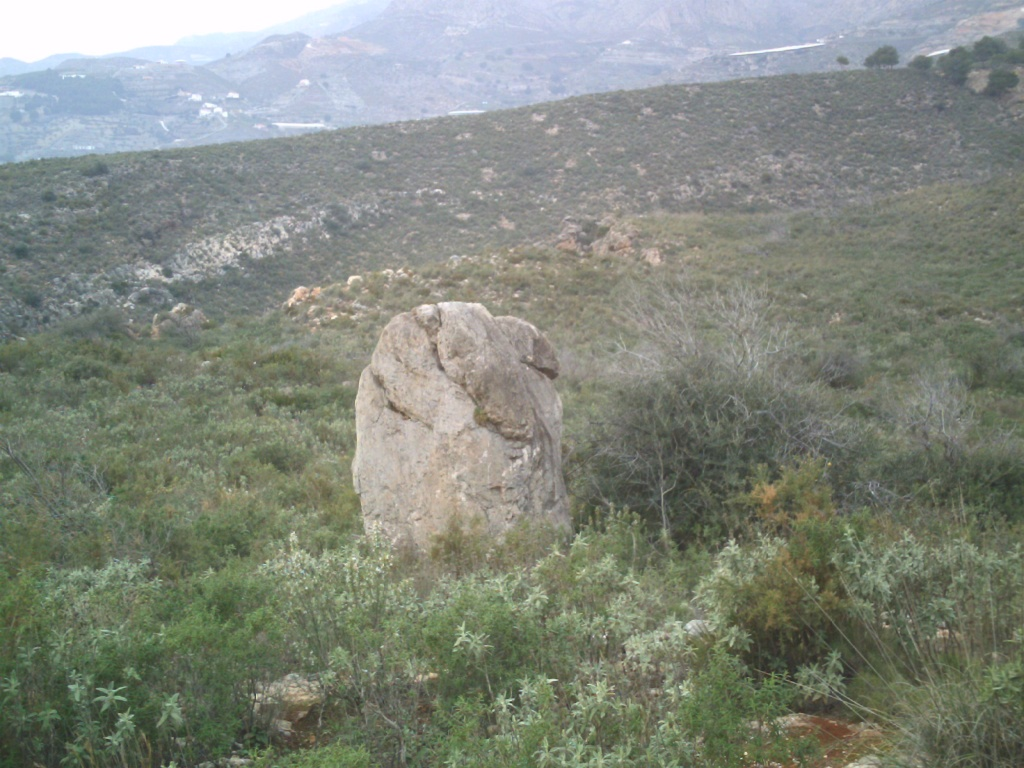 Busco arqueólogo para estudiar crómlech 2010-015