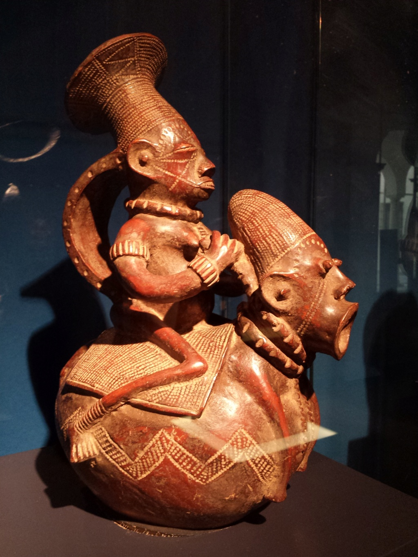 Obispado de Málaga, Figuras africanas 2015-027