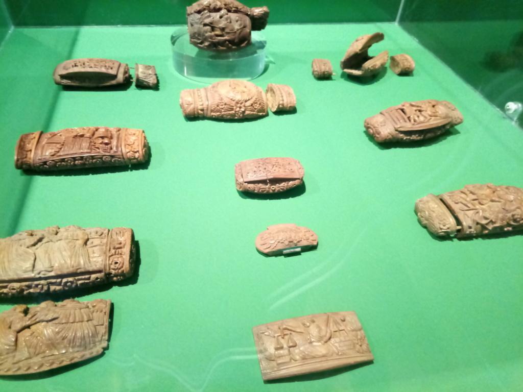 Museo de Carcasona (Carcassonne) 2018-165