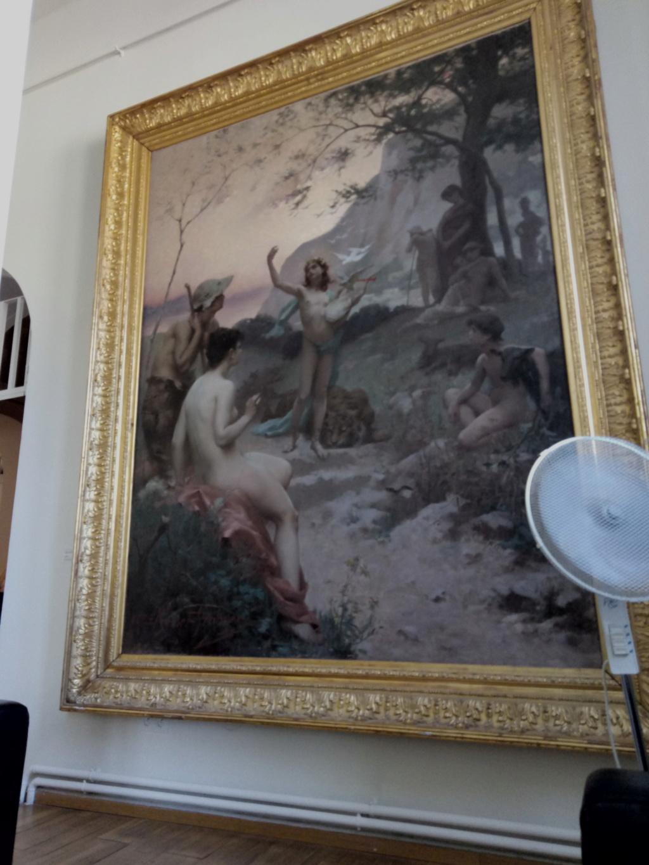 Museo de Carcasona (Carcassonne) 2018-171