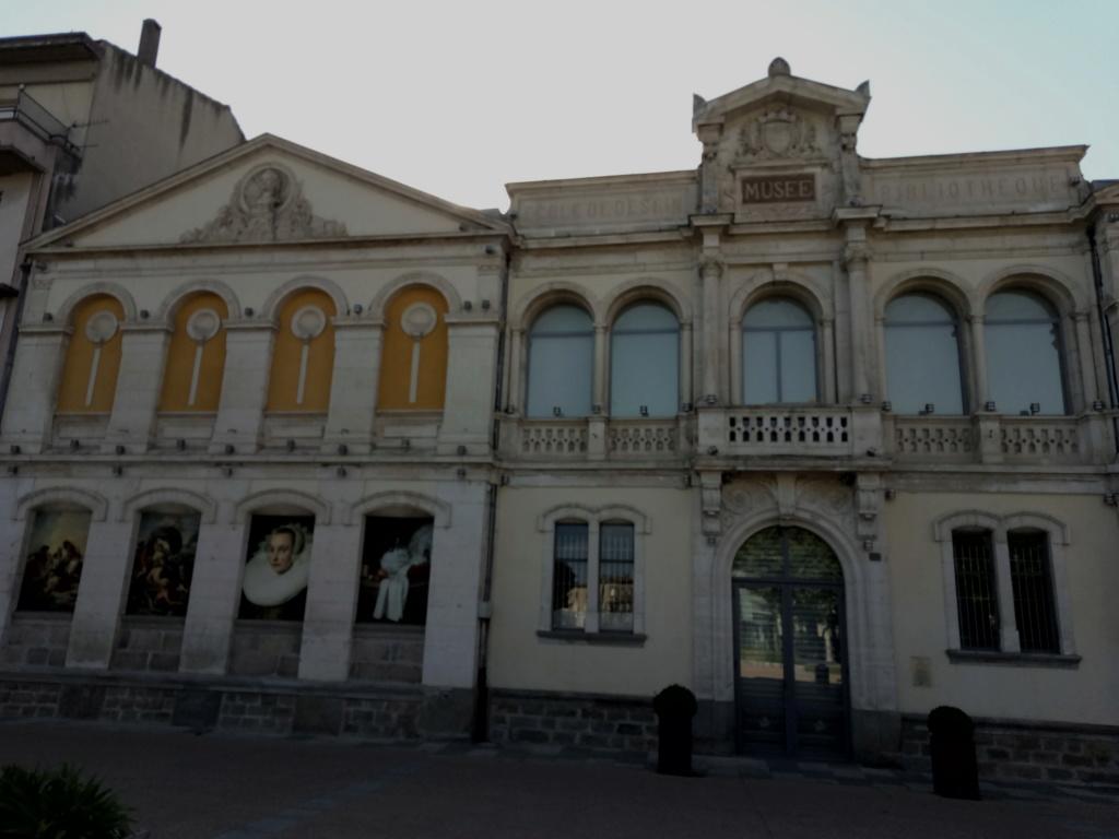 Museo de Carcasona (Carcassonne) 2018-174