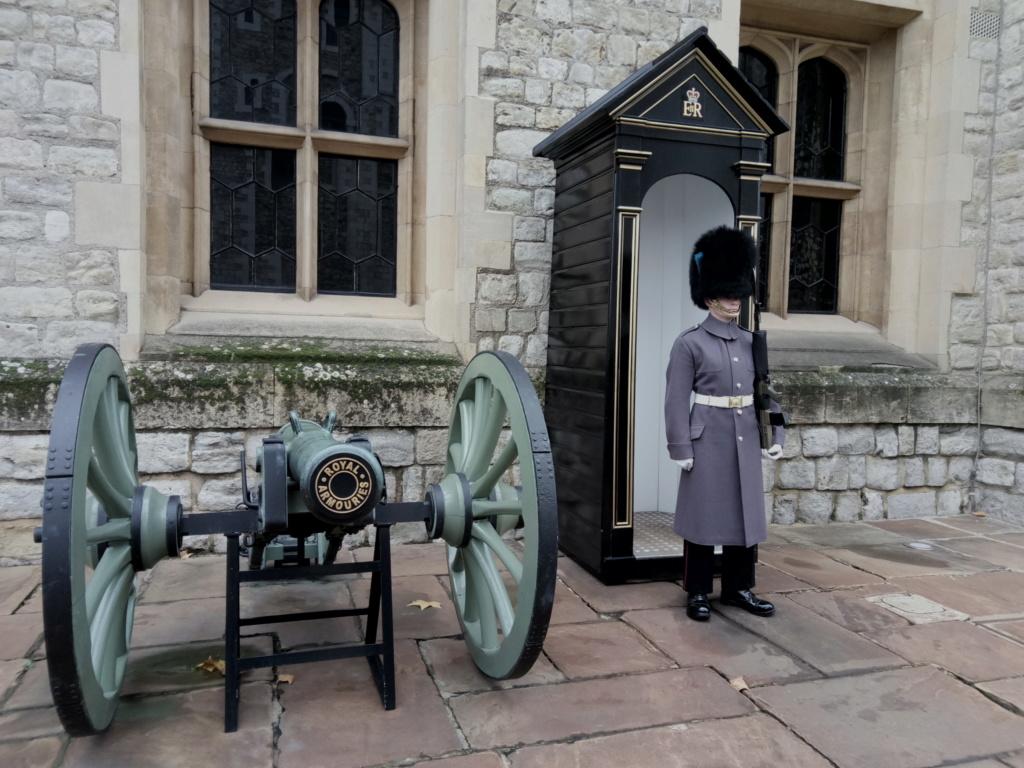 Museos de la Torre de Londres 2018-347