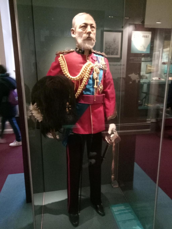 Museos de la Torre de Londres 2018-353