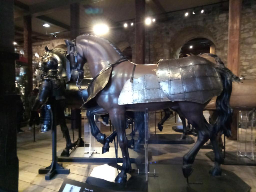 Museos de la Torre de Londres 2018-355