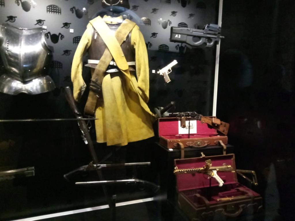 Museos de la Torre de Londres 2018-357
