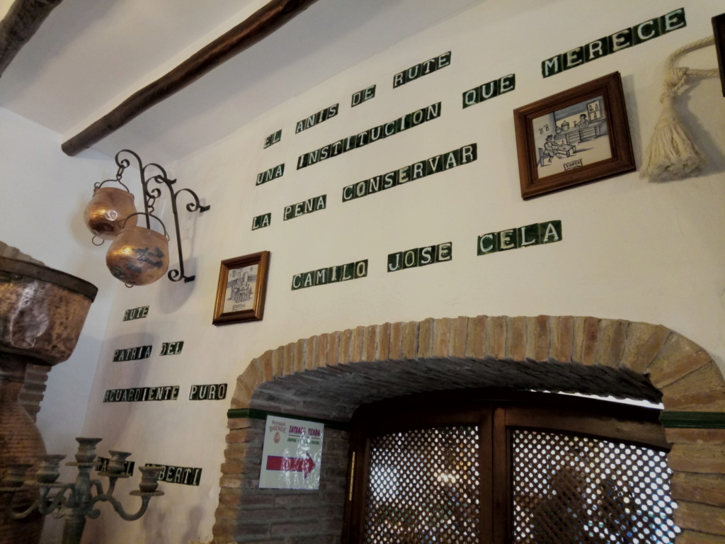 Museos comestible/bebibles de Rute 2018-418