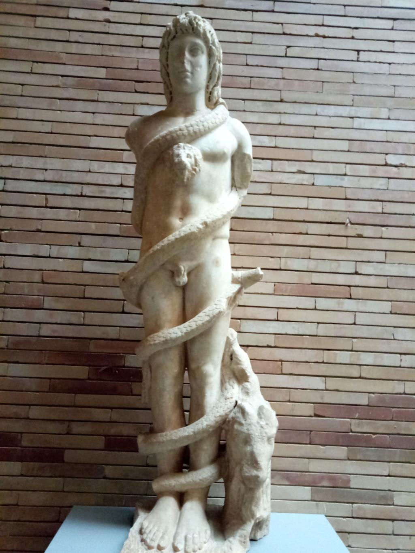 Museo Nacional de Arte Romano, Mérida 2019-090