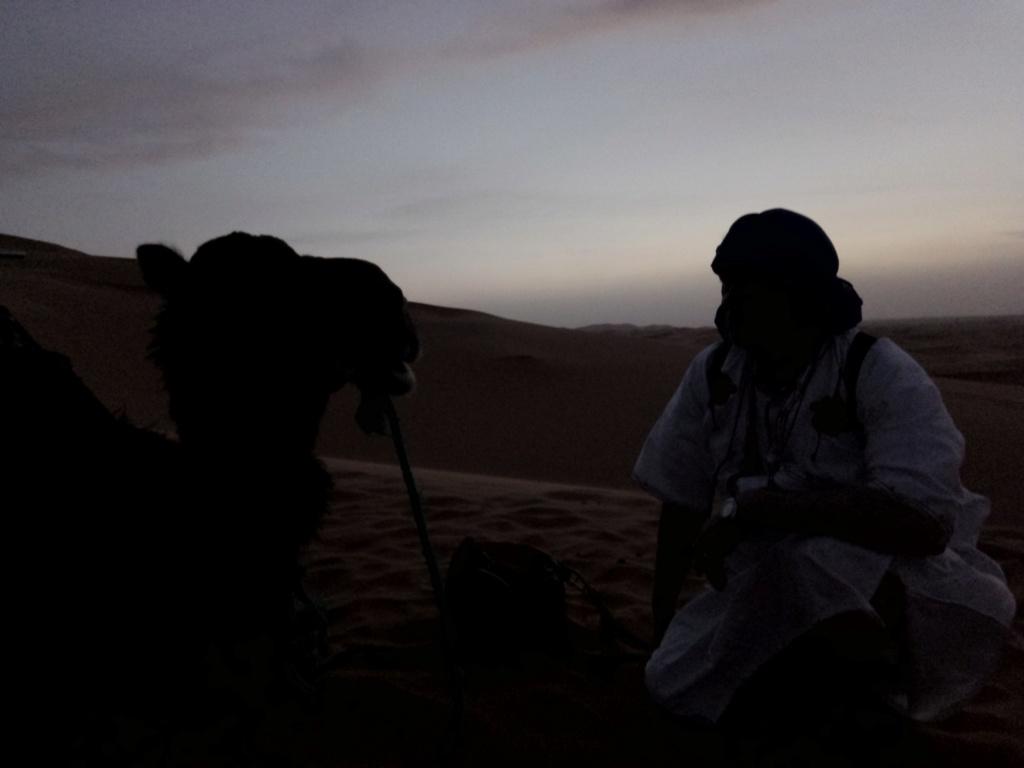 Esta aldea en el Sahara alberga miles de textos antiguos en bibliotecas del desierto 2019-409