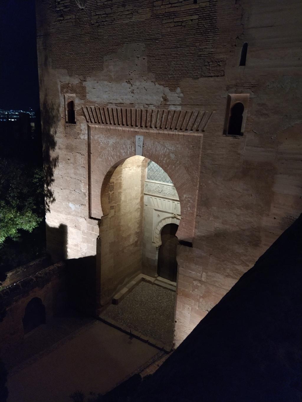 La Alhambra nocturna, espectáculo único 2020-211