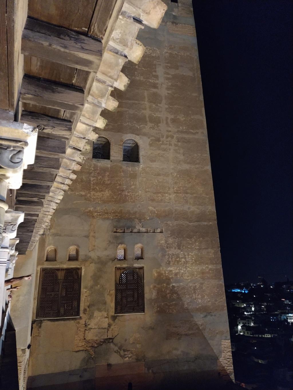 La Alhambra nocturna, espectáculo único 2020-213