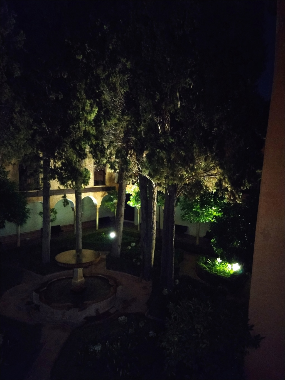 La Alhambra nocturna, espectáculo único 2020-214