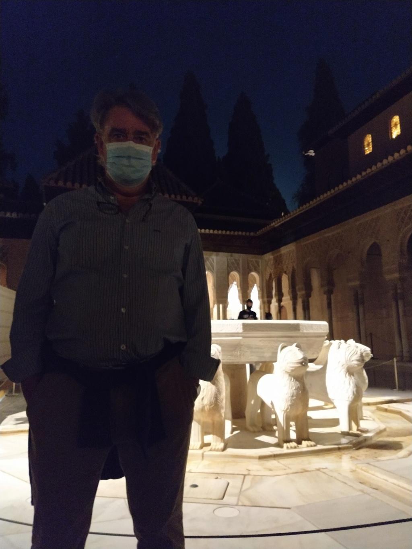 La Alhambra nocturna, espectáculo único 2020-217