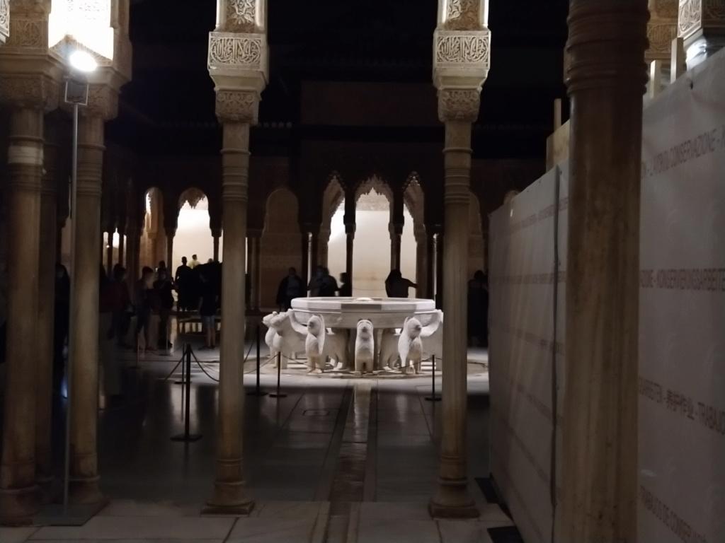 La Alhambra nocturna, espectáculo único 2020-218
