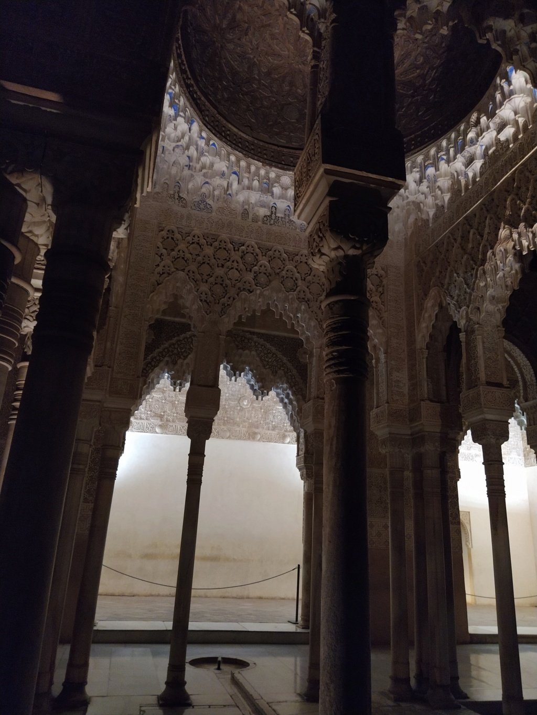 La Alhambra nocturna, espectáculo único 2020-220