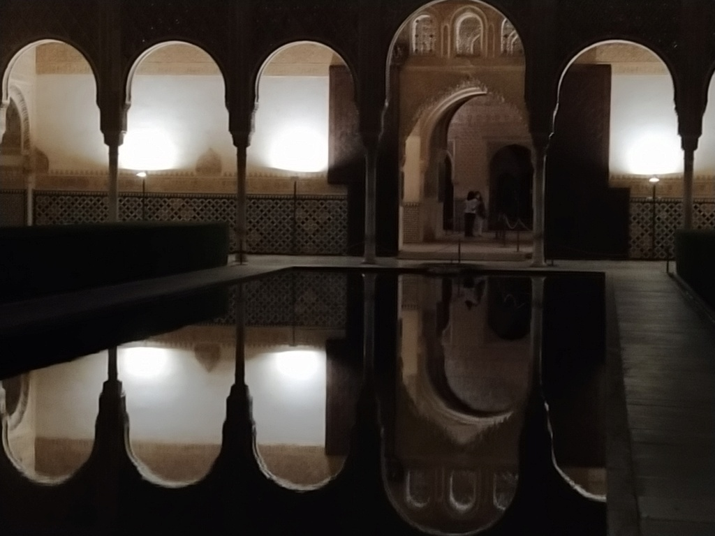 La Alhambra nocturna, espectáculo único 2020-224