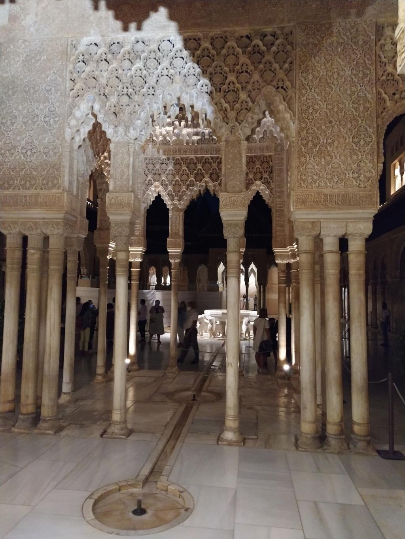 La Alhambra nocturna, espectáculo único 2020-226