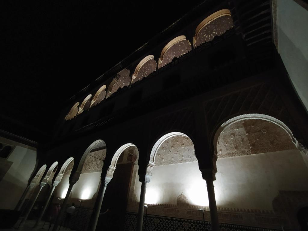 La Alhambra nocturna, espectáculo único 2020-227