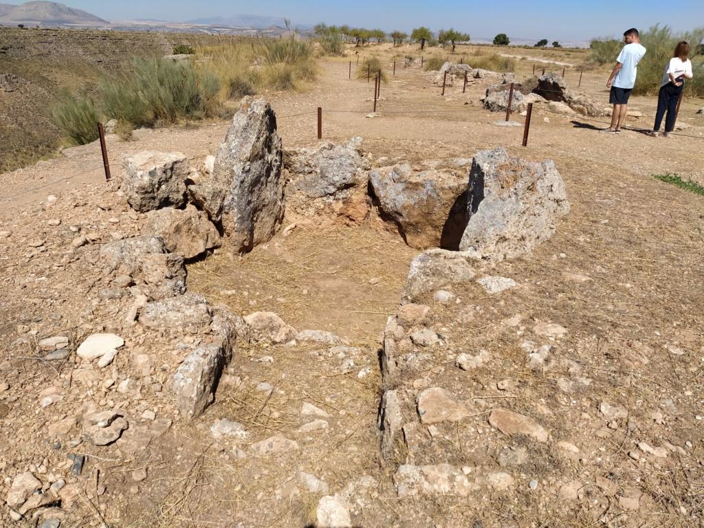 Parque megalítico de Gorafe, Granada 2020-236