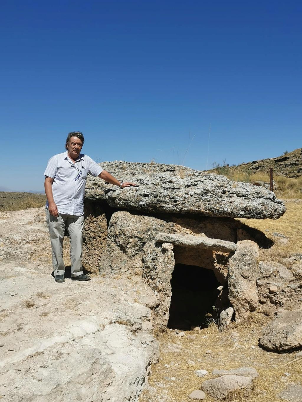 Parque megalítico de Gorafe, Granada 2020-241