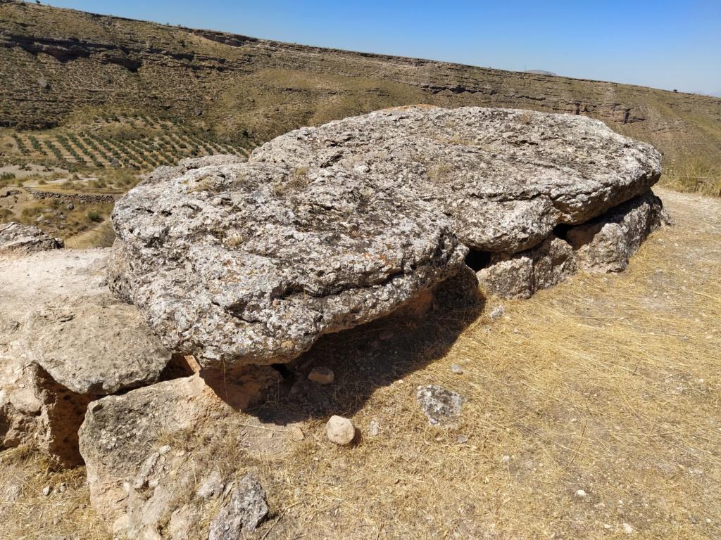 Parque megalítico de Gorafe, Granada 2020-242