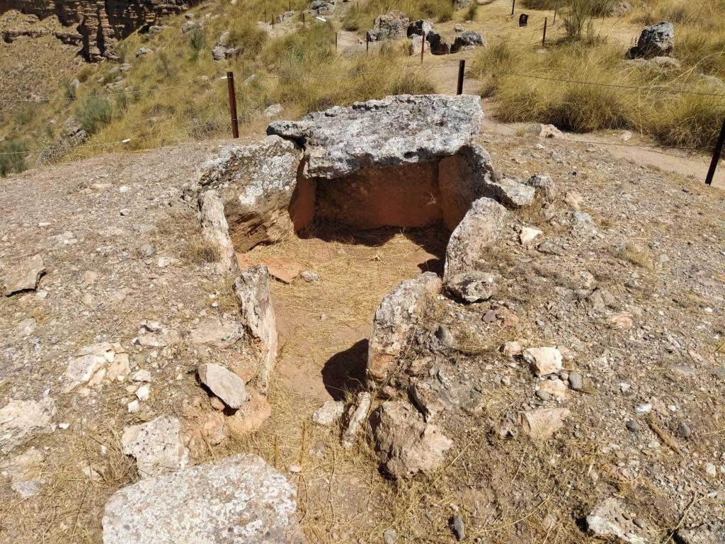 Parque megalítico de Gorafe, Granada 2020-243