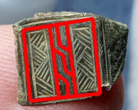Una ayuda con este anillo árabe???????? 20200510