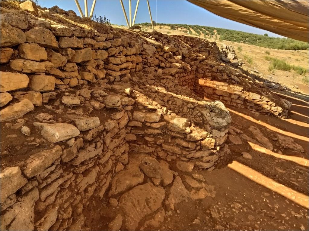 Descubren en Algarinejo una ciudad fortificada con 5.000 años de antigüedad 2021-113