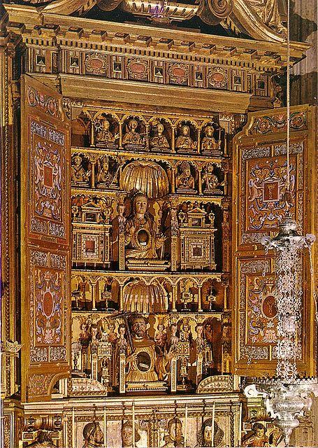 Capilla Real de Granada, tumba de los Reyes Católicos 2e535a10