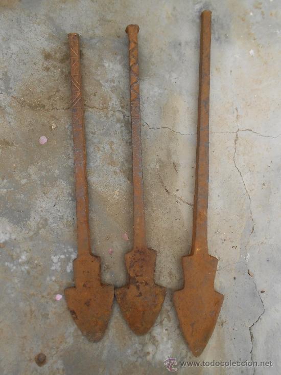 Ayuda identificar cuchillo y punta de reja de arado 38931210