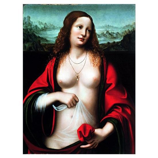 Escultura de María Magdalena destrozada 514_5510