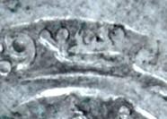Dírham de Abderramán III, al-Ándalus, 329 H 8653-111