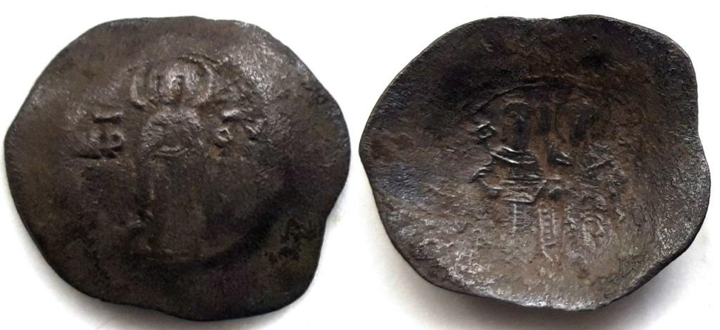 Trachy de Andrónico I. Constantinopla (SB 1985) Andro110