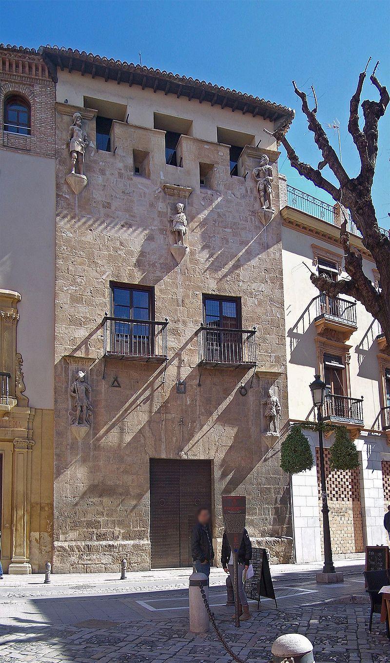 711-1492, MUSULMANES Y CRISTIANOS - Página 2 Casa_d10