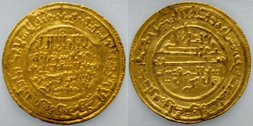 Dinar de Alí ben Yusuf con Sir, Marrakech, 527 H Dinar_11