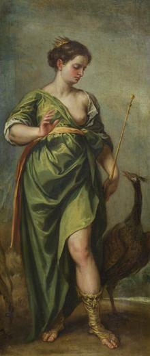El Prado adquiere una de las dos pinturas mitológicas conocidas de Alonso Cano Juno1-10