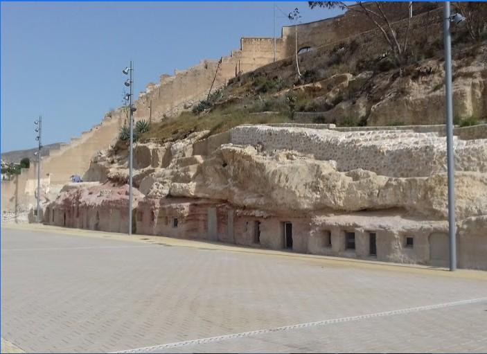 El Mesón Gitano, el barrio andalusí de Almería que pronto volverá a ser recorrido Nuevo-69