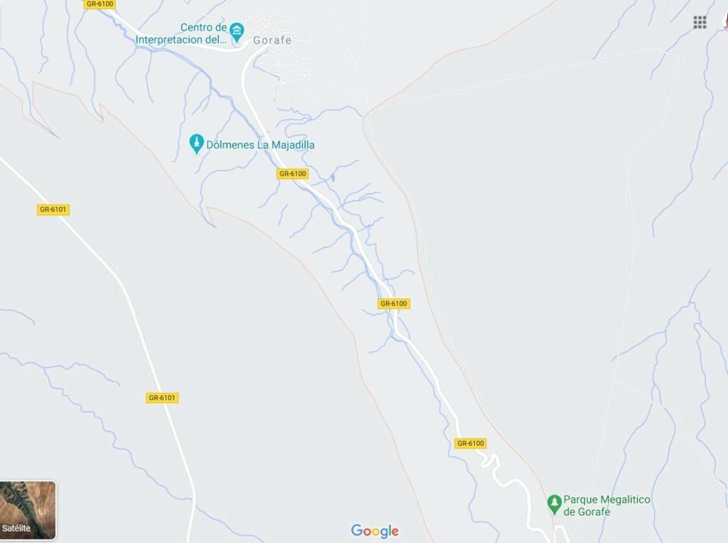 Parque megalítico de Gorafe, Granada Wefwef10