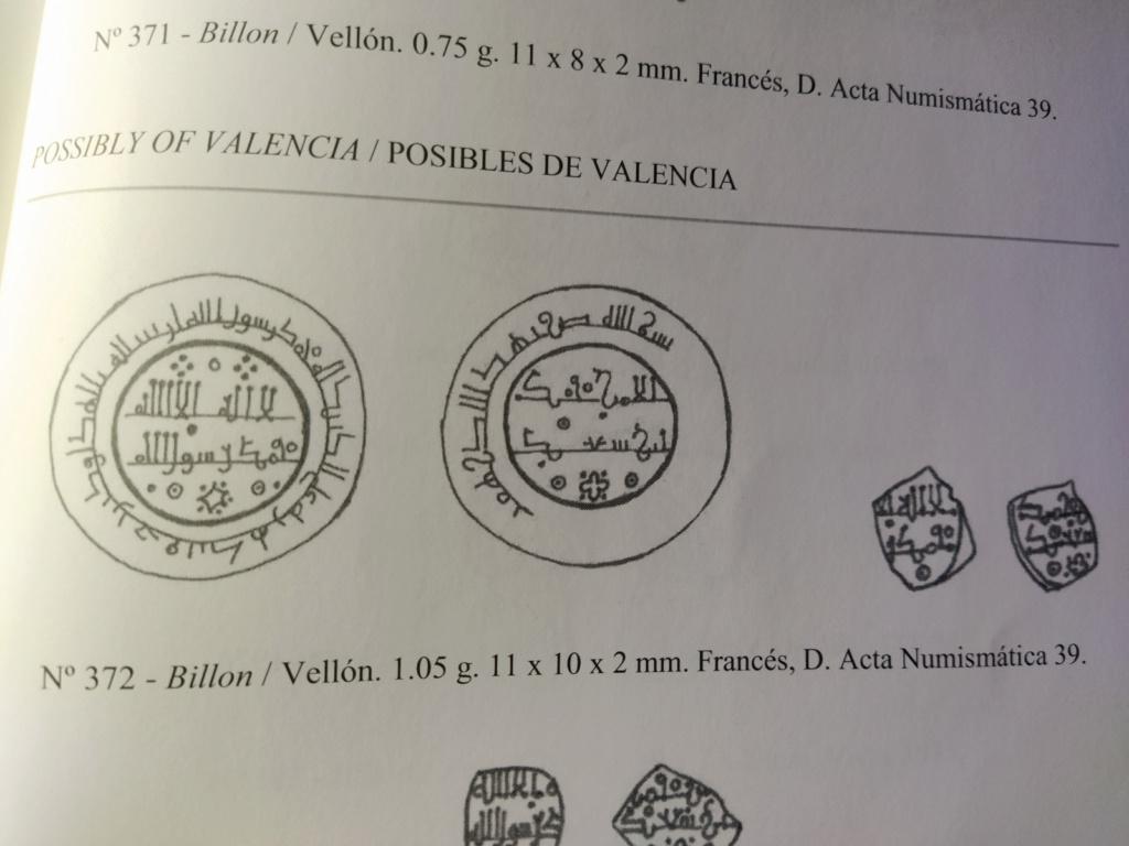 Handús de Muhammad ben Saad. Taifa postalmorávide de Valencia Y245y410