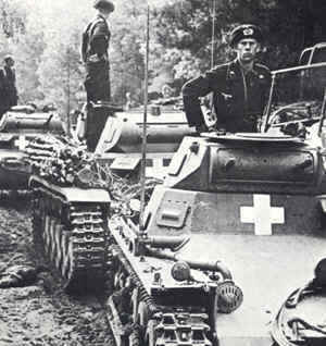 Balkenkreuz en Polonia, 1939 Attack10