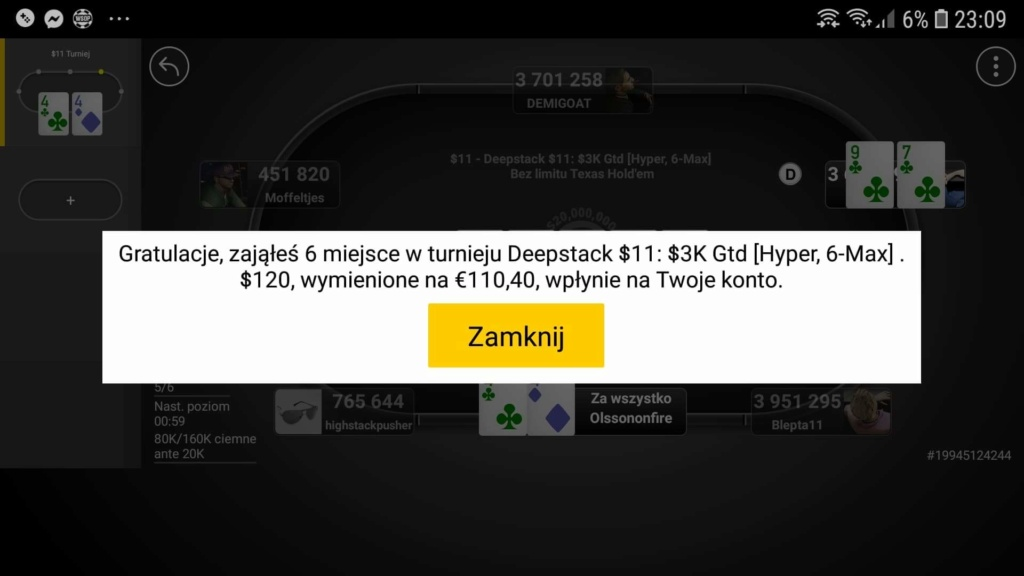 Screenshoty naszych wygranych - poker - Page 8 Receiv12