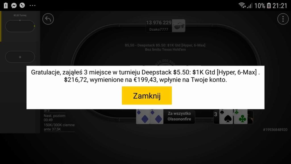 Screenshoty naszych wygranych - poker - Page 8 Receiv14