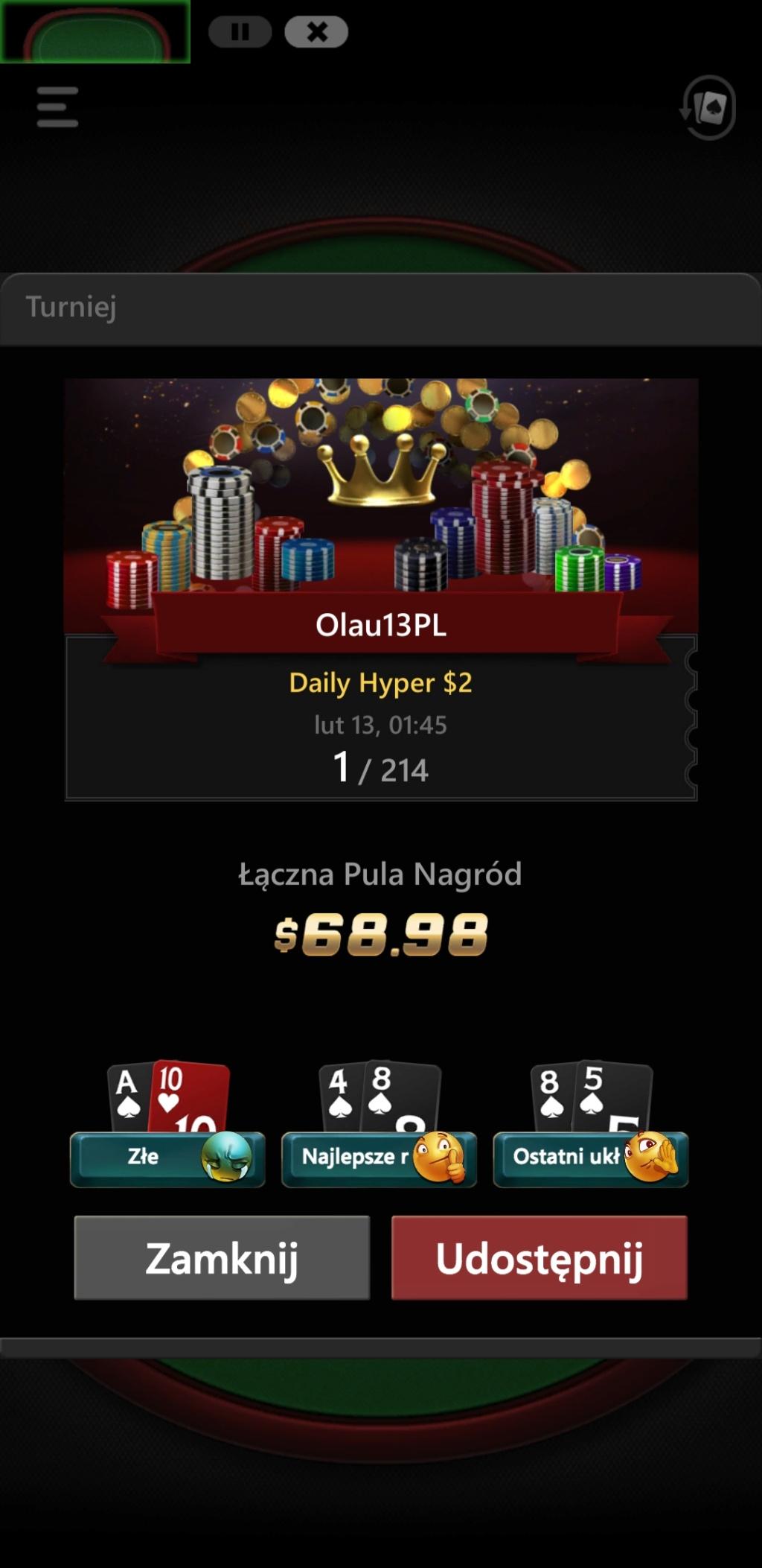 Screenshoty naszych wygranych - poker - Page 8 Screen40